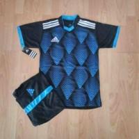Baju Anak SSB SD SMP Kaos Olahraga Jersey Bola Setelan Futsal / Volly