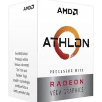 TERBAIK AMD ATHLON 3000G (RADEON VEGA 3) 3.5GHZ AM4 BOX - 2 CORE