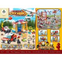 PROMO Lego City Series BELI 4 BAYAR RP 192.000