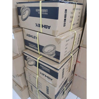 Unik Speaker 15 inch Ashley 1200 watt karakter mid low Murah