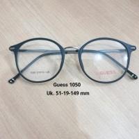 kacamata minus normal plus unisex gagang frame bulat oval lensa anti