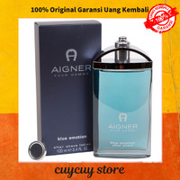 Etienne Aigner Blue Emotion Men EDT 100ML Parfum Pria Original 100%