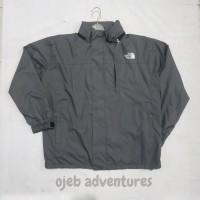 Jaket Gunung / Outdoor / Parka Jack Wolfskin Waterproof Hijau
