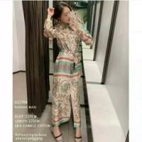 Karrah Maxi Dress Import Maxi Zara Dress Nagita Gamis Bangkok