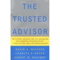 The Trusted Advisor - Hardback