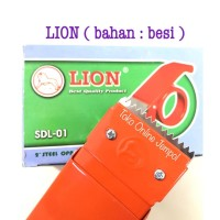 BESI Potong Lakban Tape Cutter Dispenser LION SDL-01 SDL01 ATK943LN