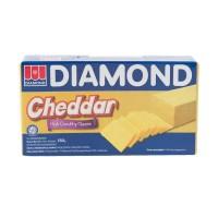DIAMOND Cheddar Cheese 180 Gr - Keju Batang
