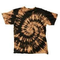 Tie Dye T-Shirt Reverse Tie Dye