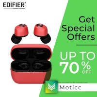 EDIFIER W2 TWS True Wireless Bluetooth 5.0 Stereo Earphone