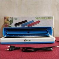Mesin press plastik/vacuum sealer omicko/alat press plastik