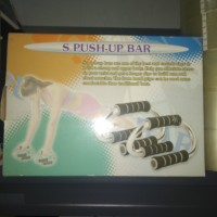 push-up bar S merk siken