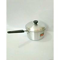 Panci Gagang Susu Milk Sauce Pot Serbaguna Halco 18 cm Aluminium Tebal