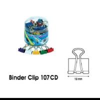 BINDER CLIP 107 CD isi 48 pcs JOYKO