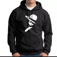 jaket hoodie onepiec smpel elegan