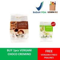 [FREE VERGANI ETNEO] Vergani Choco Cremino / Coklat Italy