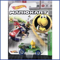 Hotwheels Hot Wheels Mario Kart Mariokart Koopa Troopa