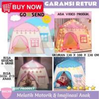 A44 Mainan Anak Tenda Anak Rumah Rumahan Kemah Kemahan Anak Perempuan