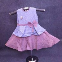 Dres anak perempuan berkualitas usia 1 - 3 tahun
