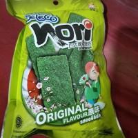 Seleco Nori Seaweed 16 gram/ Snack Rumput Laut Crispy 16gr