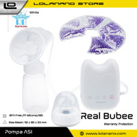 Real Bubee Pompa ASI Elektrik Breast Pumping Single Pump - RBX-8016S -