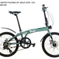 Sepeda Lipat UNITED Aigle