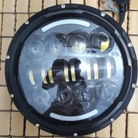 Daymaker headlight 7 inch Hi Lo Led Frog lamp 40w