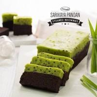 Brownies Amanda Sarikaya Pandan