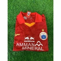 jersey bola Persija home Liga 1 2020 big size XXL/2XL grade original