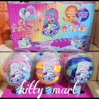 CANDYLOCKS SCENTED COLLECTIBLE SURPRISE DOLLS MAINAN ANAK PEREMPUAN