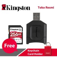 Kingston SD Card Canvas React Plus Class 10 SDXC 256GB