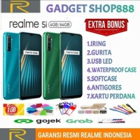 REALME 5i RAM 4/64 GARANSI RESMI REALME INDONESIA