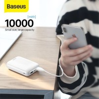 Power Bank BASEUS MINI FAST CHARGING 10.000mah