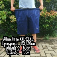 Celana Pendek Pria Nike Jumbo Fit to XXL-XXXL