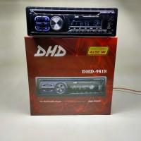 Single Din DVD Bluetooth USB Multimedia Player DHD