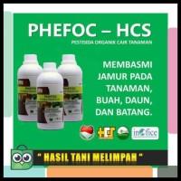 HEMAT 3 BOTOL obat anti hama dan penyakit tanaman organik PHEFOC HCS