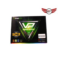 Power Supply GAMEMAX VP-600 RGB - 600W 80+ PSU