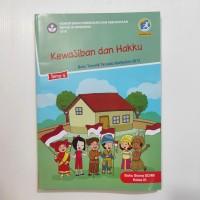 Buku tematik terpadu kurikulum 2013 Tema 4 Kelas 3 SD/MI