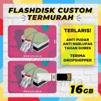 Custom Flashdisk Promo 16GB / USB Flashdisk Custom Printing 16 GB