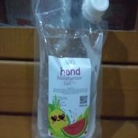 Hand Sanitizer gel A&G Refill 1 liter