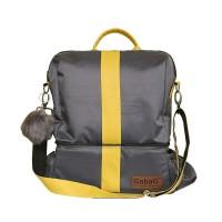 Gabag Cooler Bag Matahari Backpack Ransel Tas ASI