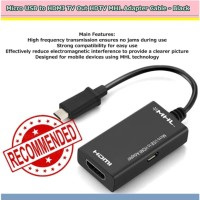 Converter micro USB to HDMI HDTV HML /micro to hdmi
