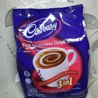 CADBURY 3 IN 1 HOT CHOCOLATE