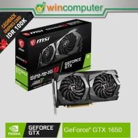 MSI Geforce GTX 1650 Gaming X 4G GTX1650 4GB DDR5