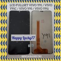 LCD FULLSET VIVO Y91 / VIVO Y91C / VIVO Y95 / VIVO Y91i BERGARANSI ORI
