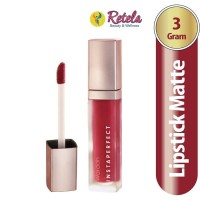 Wardah Instaperfect Mattesetter Lip Matte Paint 09 Icon 5.5 G