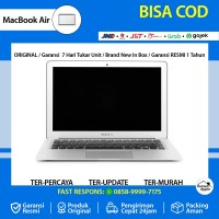 "MacBook Air 2017 MQD32 - 13"" 1.8Ghz Core i5/8Gb/128Gb - Garansi Resmi"