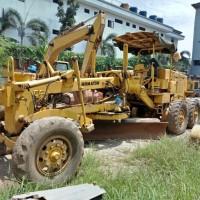 Greder Komatsu Type GD605 1998