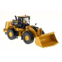 Caterpillar Diecast Cat 980K Wheel Loader Metal 85296 Gift Metal Toy