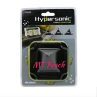 HYPERSONIC HOLDER SMARTPHONE PYRAMID HPA528 CAR NON SLIP PHONE HOLDER