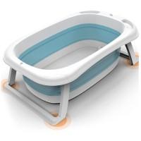Bak Mandi Bayi Lipat Foldable Baby Bathtub 82x50 cm